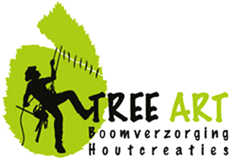 Logo Boomverzorging Tree Art - Houtcreaties Herentals