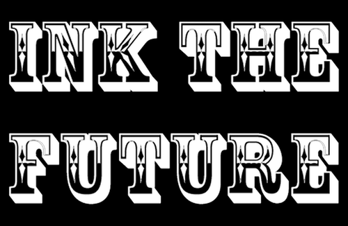 Logo Tattooshop Ink The Future - Tattooshop Heist-op-den-Berg