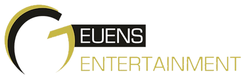 Logo Geuens Entertainment - Evenementenbureau Retie