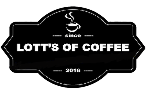 Logo Lott's of Coffee - Koffiebar Herentals