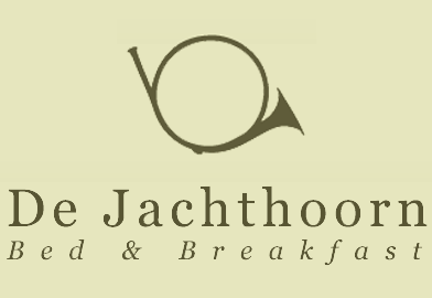 Logo B&B De Jachthoorn - Bed & Breakfast Diepenbeek