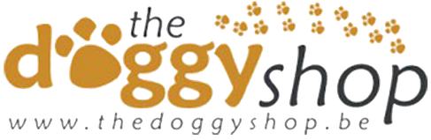 Logo The Doggy Shop - Hondenspeciaalzaak Lier