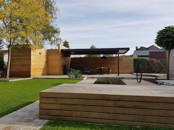 Tuinarchitectuur armand Projects Aarschot
