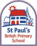 Logo St Paul's British Primary School - Vossem