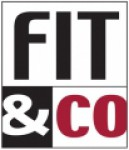 Logo Fit & co Fitnesscentrum - Schulen