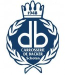 Logo Carrosserie De Backer - Schoten