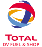 Logo Total / DV Fuel & Shop - Tankstation Oosterzele