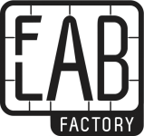 Logo FabLab Factory - Computers Aalst
