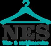 Logo Was- en strijksalon Nes - Wassalon Arendonk