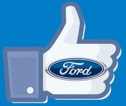 Logo Garage Ghijsels / Ford - Zulte