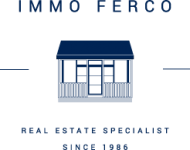 Logo Immo Ferco - Real Estate Specialist Vlaams-Brabant