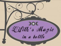 Logo Lilith's Magic in a bottle - Leefdaal
