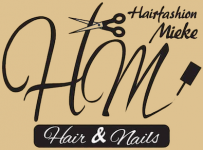 Logo Hairfashion Mieke - Extensions Tielt-Winge