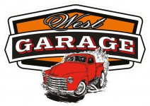 Logo West Garage - Kuurne