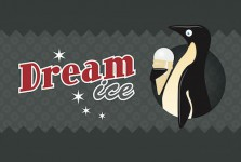Logo Dream Ice - Vers Roomijs Dendermonde