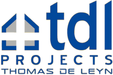 Logo TDL Projects - Villabouw Knokke-Heist