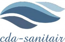 Logo cda-sanitair / Chris Den Auwer - Hemiksem
