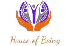 Logo Coaching House of Being - Kruibeke