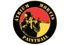 Logo Paintball Atrium Mortis - Paintball Dendermonde