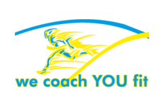 Logo we coach YOU fit - Leopoldsburg