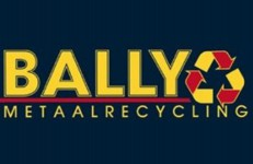 Logo Bally Metaalrecycling - Oude metalen Ravels