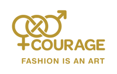 Logo Boetiek Courage Fashion