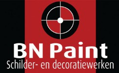 Logo BN Paint - Knesselare
