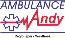 Logo Ambulance Andy - Ieper