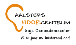 Logo Aalsters Hoorcentrum