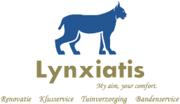 Logo Lynxiatis - Renovatie & Klusservice Herent