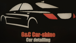 Logo G&C Car Shine - Carcleaning Maasmechelen