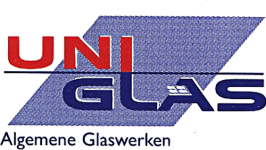 Logo Uniglas - Glaswerken Mechelen
