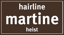 Logo Hairline Martine - Kapsalon Knokke-heist
