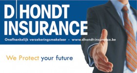 Logo D'hondt Insurance - Sint-Andries