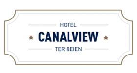 Logo Canalview Hotel Ter Reien