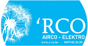 Logo RCO - Airconditioning Hasselt