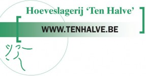 Logo Hoeveslagerij Ten Halve - Herent