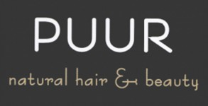 Logo Puur natural hair & beauty - Kapsalon & schoonheidssalon Mortsel