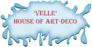 Logo Schilderwerken 'Velle' House of Art-Deco - Decoratiewerken Erpe-Mere