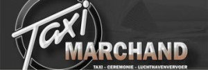 Logo Taxi Marchand