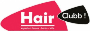 Logo Hair Clubb - Mortsel