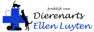 Logo Dierenarts Ellen Luyten - As, Opglabbeek