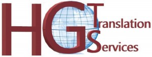 Logo HG Translation Services - Sint-Truiden