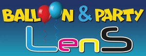 Logo Balloon & Party Lens