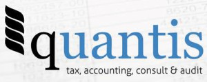 Logo Quantis Accountancy - Kuurne