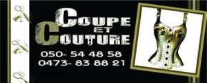 Logo Coupe et Couture - Assebroek