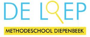 Logo Methodeschool De Loep