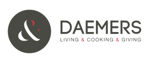 Logo Daemers Living & Cooking & Giving