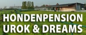 Logo Hondenpension Urok & Dreams
