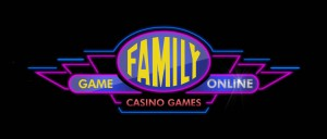 Logo Family Game Center Airport